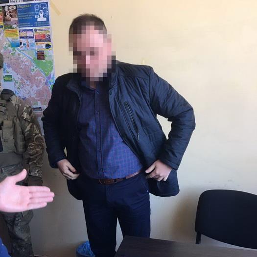 СБУ затримала на хабарі декана Донбаського державного технічного університету