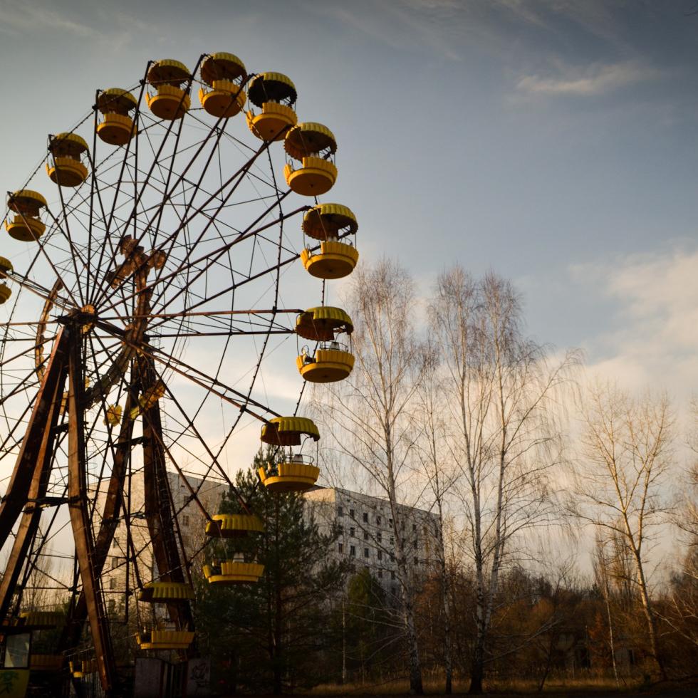 Радіоактивний Порошенко: Росія познущалася з Чорнобильської трагедії
