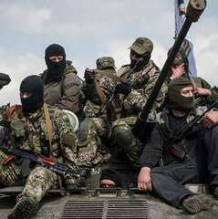 Новотроїцьке потрапило під ворожий обстріл бойовиків, - штаб АТО