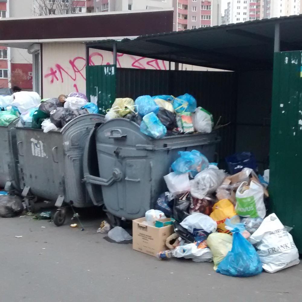 У Києві хочуть збудувати 5 центрів переробки сміття
