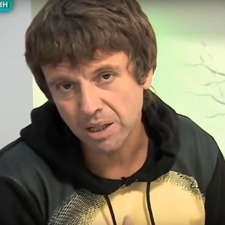 Співак Андрій Губін про свою зовнішність: «У мене вся ліва половина обличчя пливе» (відео)