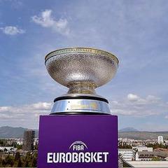 До України завітав Кубок чемпіона Європи