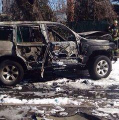 Внаслідок підриву автомобіля біля Павлополя, загинув український військовий, - штаб