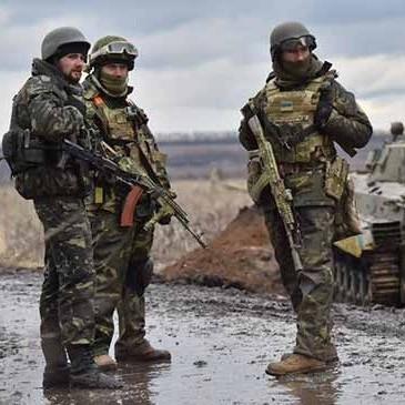Зона АТО: двоє українських військових загинули, п'ятеро поранених