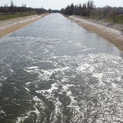 Україна перекрила водопостачання до окупованого Криму