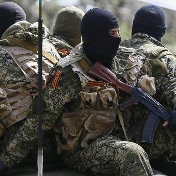 У Новоазовську російські бойовики напившись, влаштували бійку