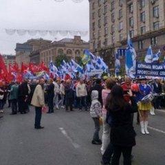 Мітингуючі Києва висунули вимоги до Кабміну