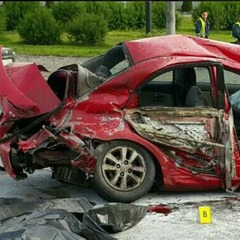 У столиці внаслідок ДТП водій загинув, а пасажиру відірвало руку - поліція