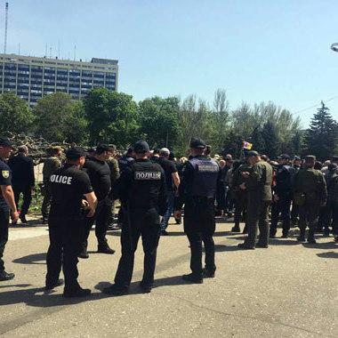 В Одесі через повідомлення про мінування евакуювали людей з Куликова поля