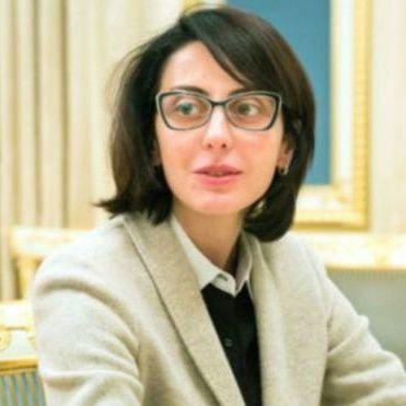 Хатії Деканоїдзе повернули громадянство Грузії