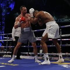 Віталій Кличко: Це був найкращий бій Володимира, але, на жаль, не результат