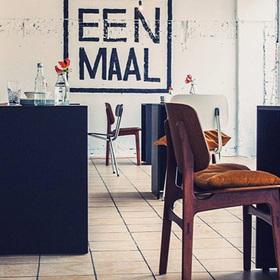 В Амстердамі відкрилося кафе для самотніх відвідувачів