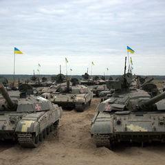 Україна вперше візьме участь у змаганнях НАТО з танкового біатлону