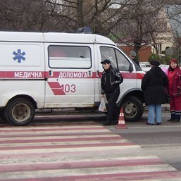 В Україні найвища смертність на дорогах серед країн Європи - МОЗ