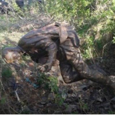 У Львові знайшовся викрадений пам'ятник відомому актору (фото)
