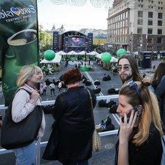 Мер Києва відкрив Євромістечко на Хрещатику (фото)