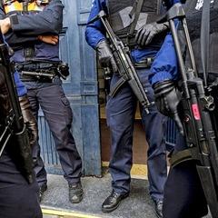 Поліція провела спецоперацію у Мар'їнці: затримано 5 підозрюваних