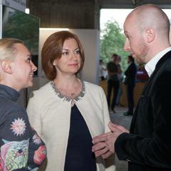 У Києві відкрили найбільшу виставку сучасного мистецтва Kyiv Art Week (фото)