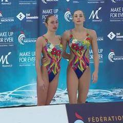 Українські синхроністки виграли друге золото на етапі світової серії в Канаді