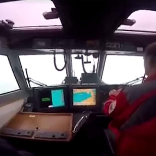 У Чорному морі росіяни спробували захопити українське рятувальне судно (відео)