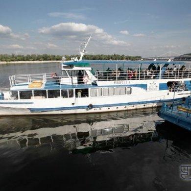 Власники квитків на Євробачення зможуть безкоштовно їздити річковим трамваєм в Києві