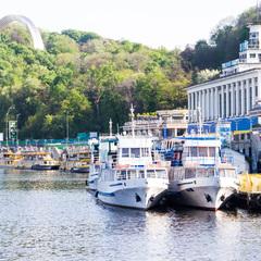Перший рейс річкового трамвайчика відбудеться 8 травня (розклад, ціни)