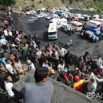«Немає шансів знайти живими». Влада Ірану оголосила про загибель усіх шахтарів, що опинилися в завалі