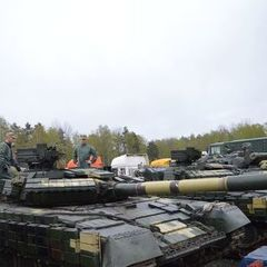 «Укроборонпром» модернізував бойові танки для участі українських військових в змаганнях НАТО «Укроборонпром» модернізував бойові танки для участі українських військових в змаганнях НАТО