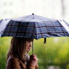 В Україні сьогодні пройдуть дощі, на заході очікується похолодання (карта)