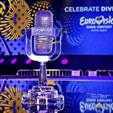 У Києві пройшла офіційна церемонія відкриття Євробачення (відео)