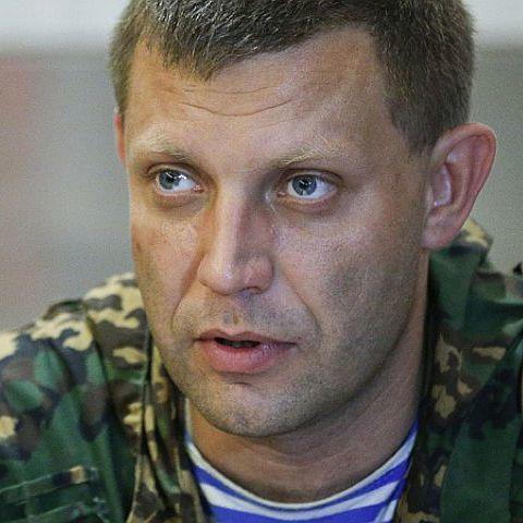 У «ДНР» озвучили версію вибухів перед кортежем Захарченка