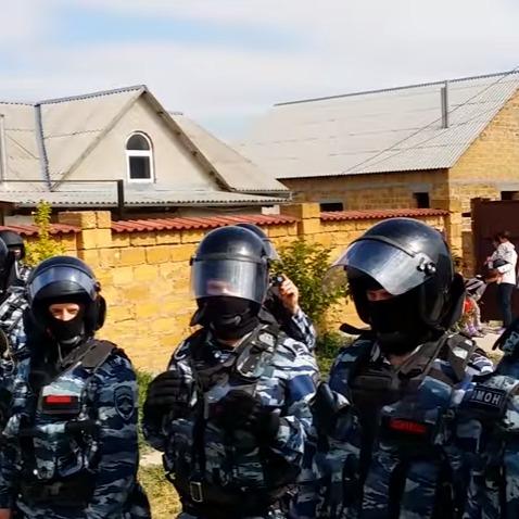 У Криму російські силовики побили й відвезли в невідомому напрямку сина голови Судацького меджлісу
