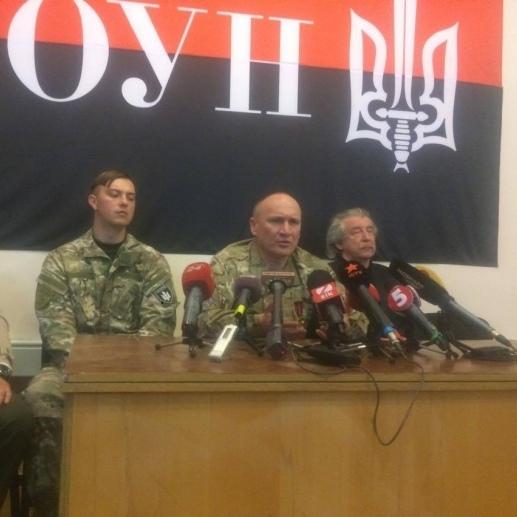 В ОУН після погрому штабу хочуть відставки Авакова