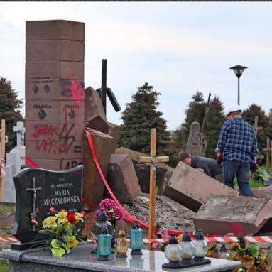 У Польщі хочуть знести всі пам'ятники УПА