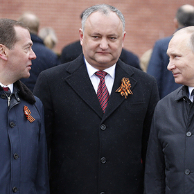 У Кремлі пояснили відсутність іноземних лідерів на святкуванні Дня Перемоги
