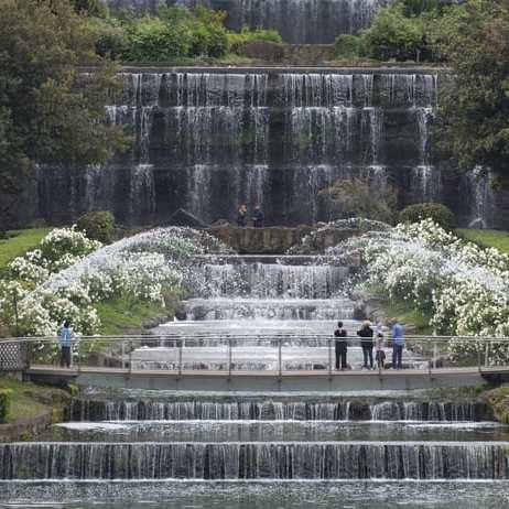 У Римі через майже 60 років запустіння відкрився Парк водоспадів (фото)