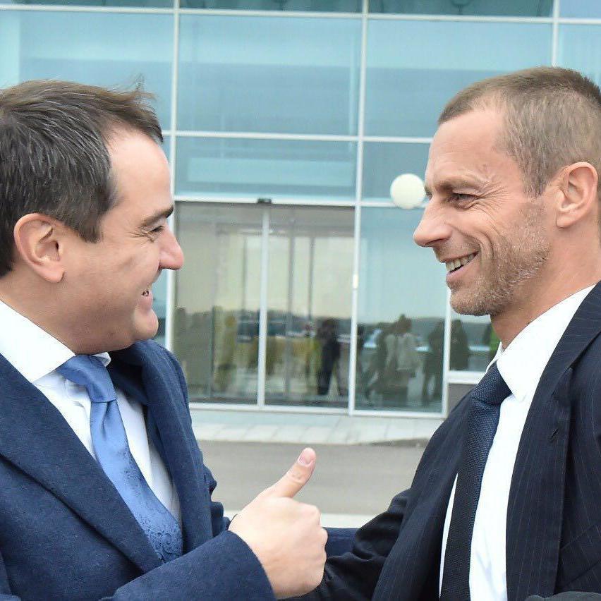 Президент ФФУ Андрій Павелко обраний членом дисциплінарного комітету ФІФА