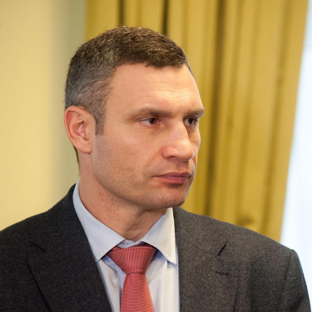 Віталій Кличко: «У наступному році в столиці встановлять до тисячі підземних сміттєвих контейнерів»