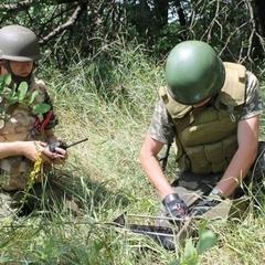 На Донбасі підірвалась група саперів ЗСУ