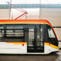 В Україні розробили власний новий вид трамваїв (фото)