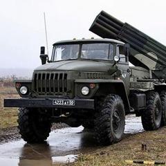 «Гради» та танки терористів виявила місія ОБСЄ поблизу Луганська