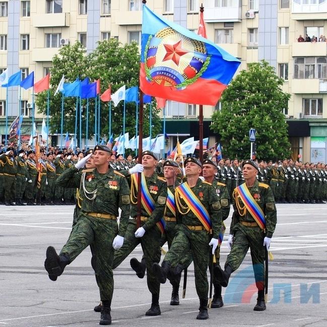Німеччина вважає проведення парадів на Донбасі - порушенням Мінських домовленостей