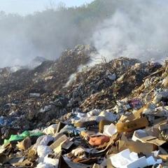 Вибухонебезпечно!: Під Києвом на Тарасівському сміттєзвалищі активно виділяється метан (відео)
