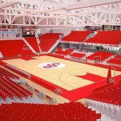 У Києві планують відкрити баскетбольну арену світового рівня