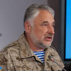 Жебрівський скасував святкування Дня Європи через загибель мирних жителів в Авдіївці