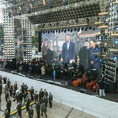 Україна сьогодні святкує День Європи (фото, відео)