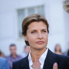 Марина Порошенко дала інтерв'ю стосовно своєї політичної кар'єри