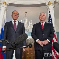 Тіллерсон: Нам є що обговорити з Росією. Перш за все, їхнє втручання у вибори
