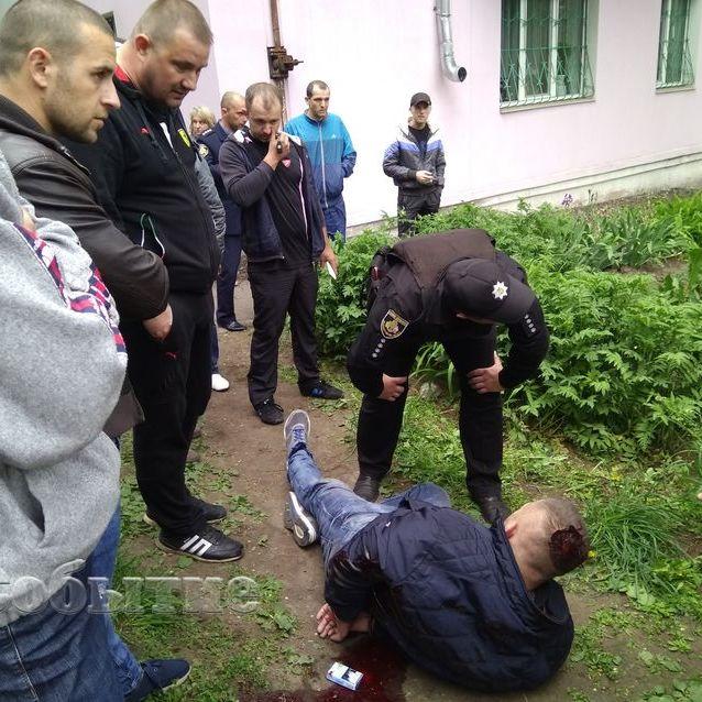 У Яроша прокоментували стрілянину охоронця в таксиста
