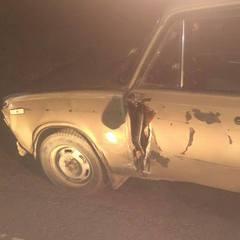 ДТП на Львівщині: нетверезий водій передав керування автомобілем нетверезому пасажиру